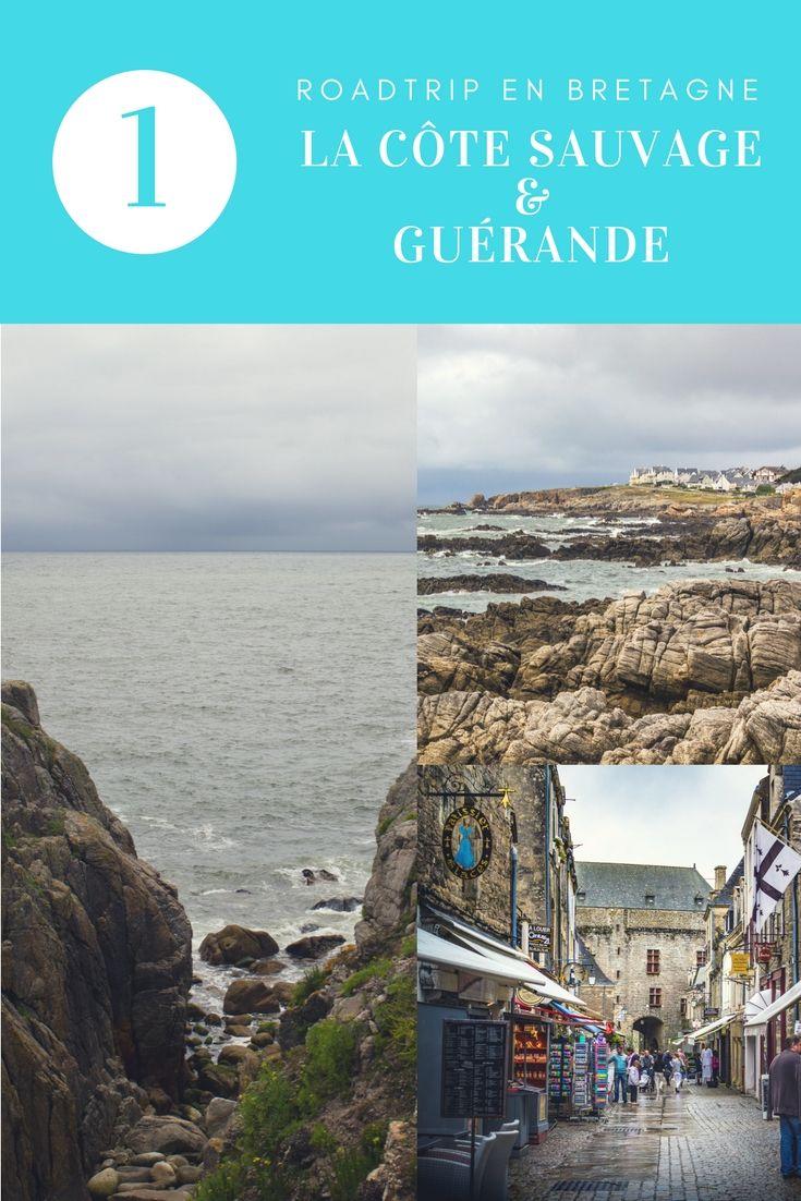 Première étape de notre roadtrip en Bretagne avec la découverte de la côte sauvage et de Guérande en Loire Atlantique