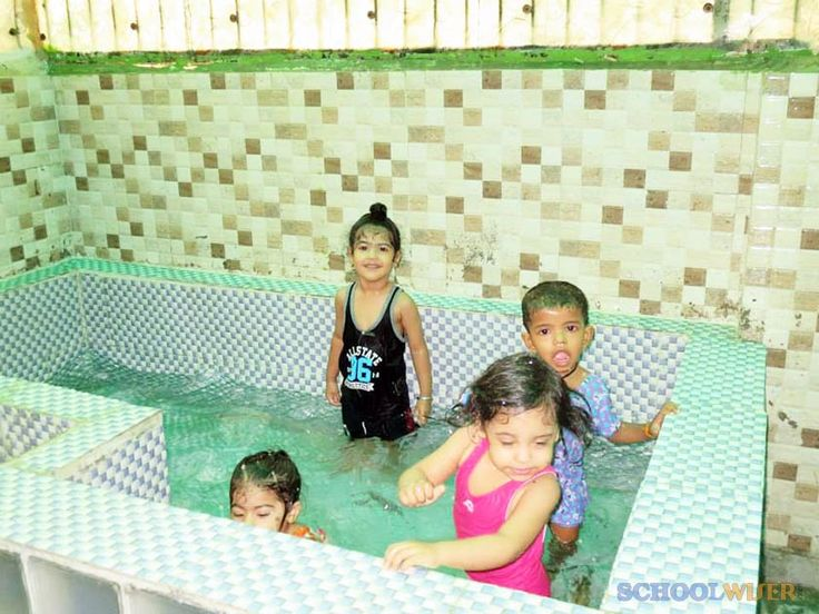 The Play House (TPH) Gurgaon has splash pool and sand pit. Check out more activities of The Play House Gurgaon at SchoolWiser