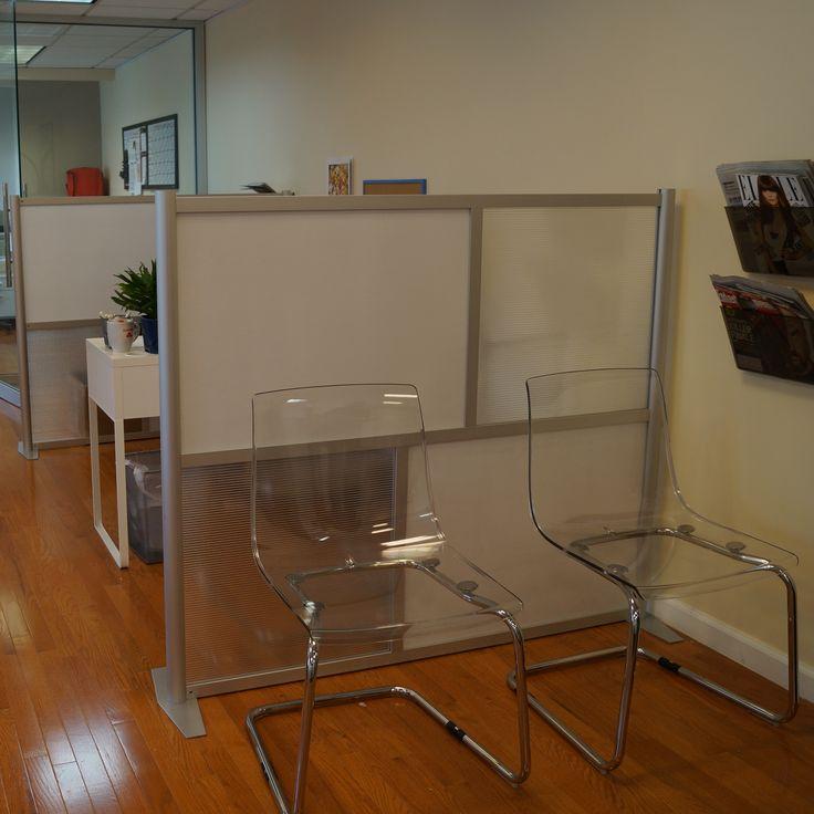 best 25 office dividers ideas on pinterest office room. Black Bedroom Furniture Sets. Home Design Ideas