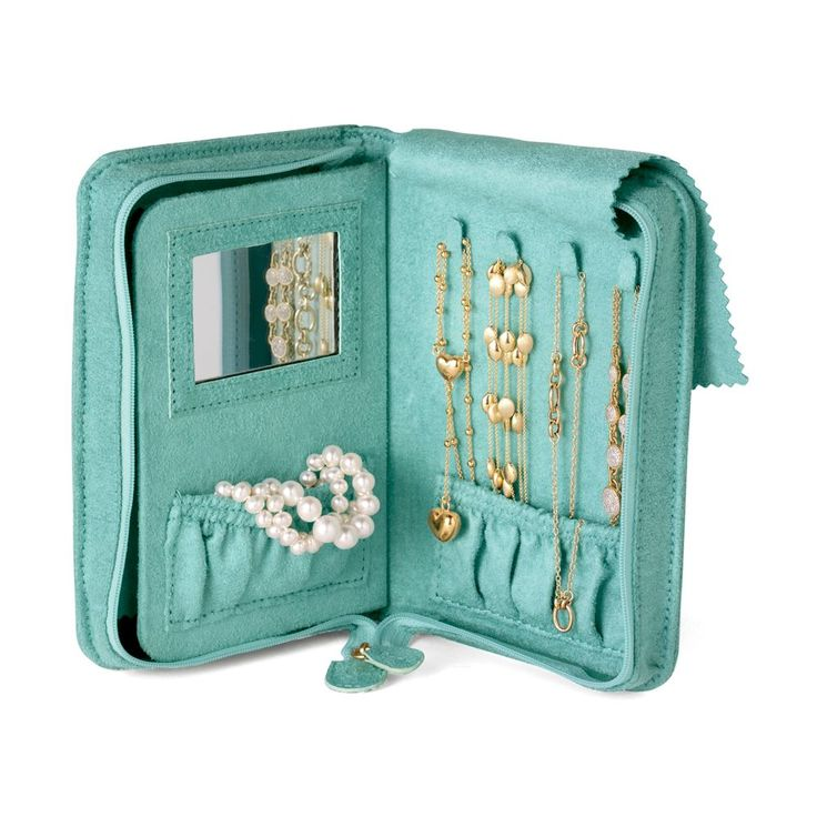 Reed Barton Jewelry Travel Case