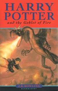 Harry Potter and the Goblet of Fire by J.K. Rowling (reread)