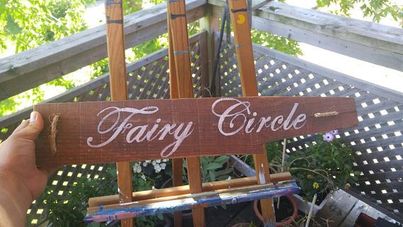 Check out this item in my Etsy shop https://www.etsy.com/ca/listing/535597932/original-fairy-circle-wall-decor-country