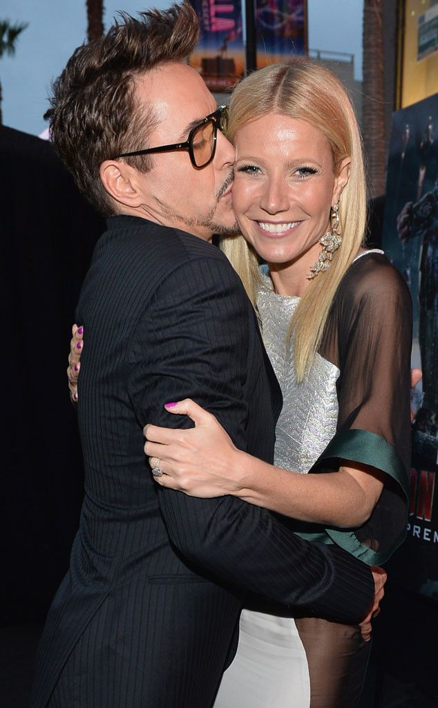Robert Downey Jr. Reveals Gwyneth Paltrow Is His Free Pass | E! Online