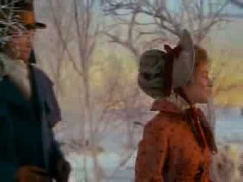 when love is gone from the muppet's christmas carol. i have always loved this song.