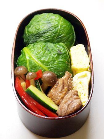Mikageマダムの夕食レシピ2007~: 2012年2月 めはり寿司