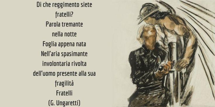 Mario Sironi Giuseppe Ungaretti