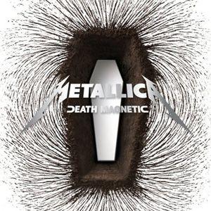 Metallica Death Magnetic 2LP-Elusive Disc