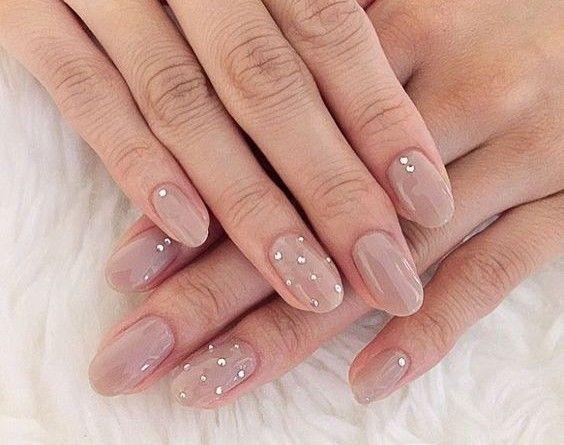 100 prachtige bruiloft nail art desgins
