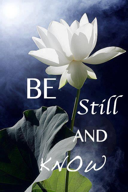 1000+ images about BE STILL AND KNOW THAT I AM GOD on ...