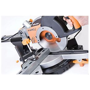 Evolution RAGE3 FP2552 255mm Compound Mitre Saw 230V
