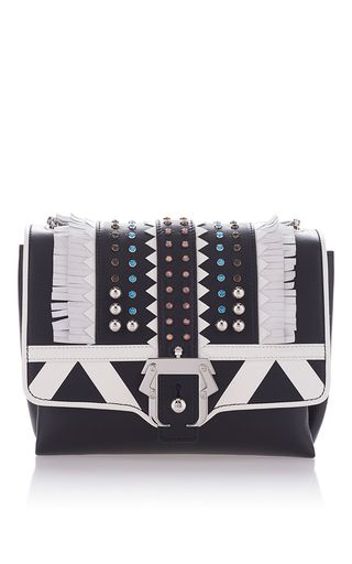 Studded Alice Bag by PAULA CADEMARTORI for Preorder on Moda Operandi