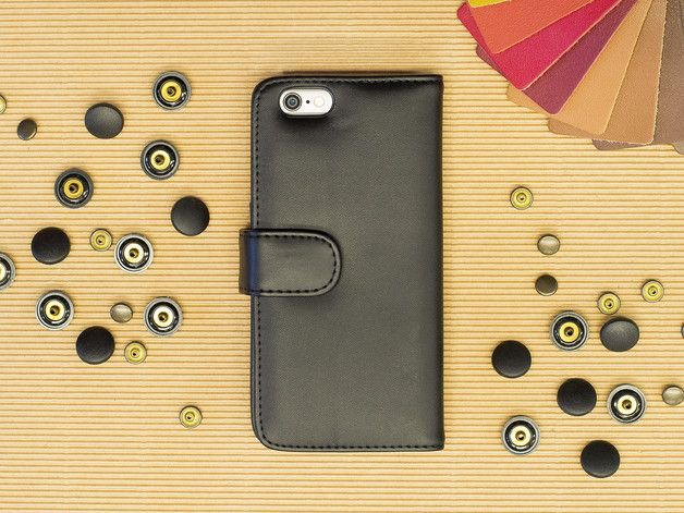 Cover per cellulari - Custodia cover in pelle bumper Iphone 6 Iphone 6s - un prodotto unico di madeinitalyleather su DaWanda