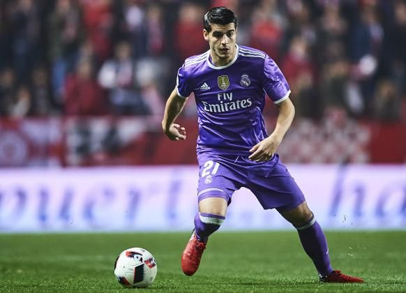 #rumors  Chelsea FC transfer news: Alvaro Morata frustrated at Real Madrid and Antonio Conte ready to make new move for striker