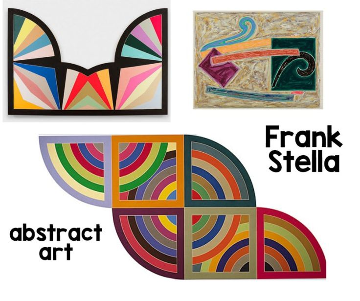 Frank Stella Art-Future Idea