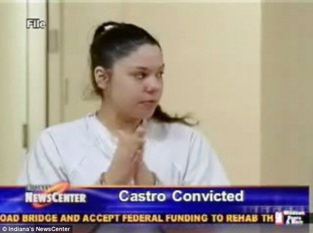 Ariel Castro Daughter Monster | Condemned: Emily Castro, 25, said her father was a 'monster' for using ...