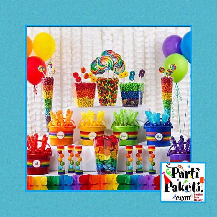 Günaydın, şeker gibi bir gün olsun  Partilerinizi şeker büfesi ile tatlandırın. Büfenizi oluşturmak için kaplar, rengarenk etiketler, şeker poşetleri, şeker kaşıkları, masa etekleri, asmalı süsler PartiPaketi'nde! #şeker #şekerbüfesi #candy #candybuffet #partişekerleri #partifikirleri #partyideas #partidekorasyon #partidekor #partidekorasyonu #günaydın #goodmorning #partibüfesi #partybuffet #partydecor #partydecoration #partisüsleri #partiürünleri #partmalzemeleri #kullanat #partimağazası
