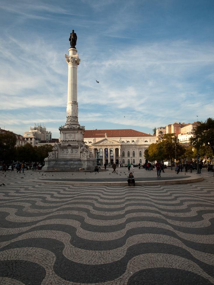 Praça Dom Pedro IV