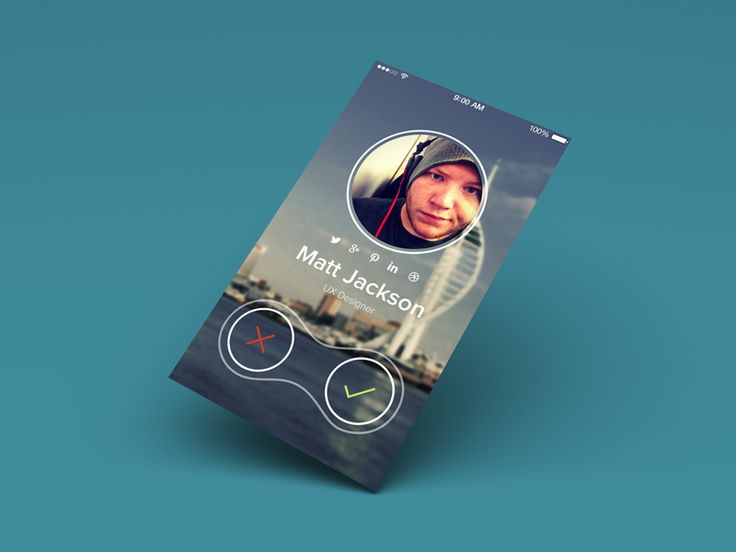 Just a little tinder style interface for looking for designers. Thought it was a bit of fun :)