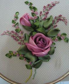 técnica diferente de fazer pétalas de rosas