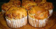 Il mio angolo nel mondo.: Muffin salati tonno e cipolla.