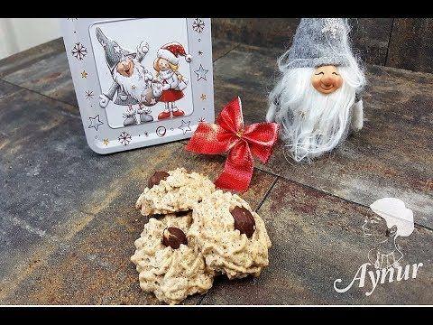 Saftige Haselnuss Makronen Rezept Ich Weihnacht Kekse Ich Unsuz findikli kurabiye ta …