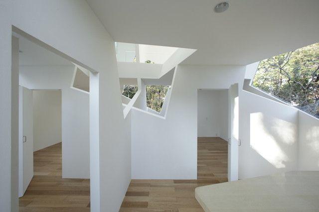 Karasawa Architects - S-House, Cubical House – Fubiz™