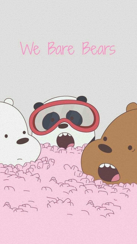 We bare bears aesthetic wallpaper