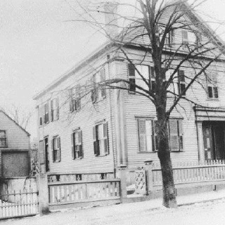 Lizzie Borden's Home in Fall River, Massachusetts. The building is now operated as a Bed & Breakfast business. Paranormal recording turned up some creepy findings. If you think you could do it, find out for yourself and spend a night.