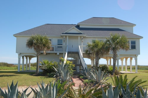 Galveston Beach House Rental - AAA Kahala