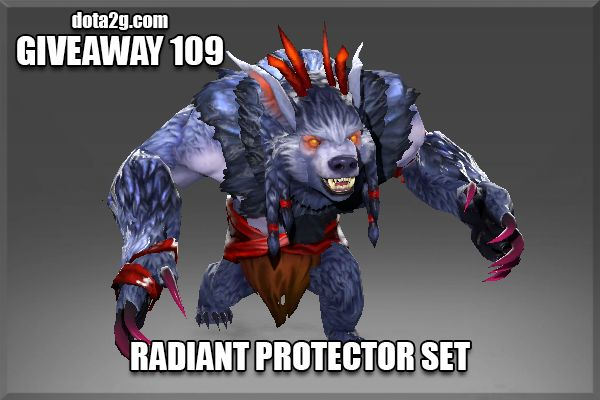 Giveaway 109 - Radiant Protector Set