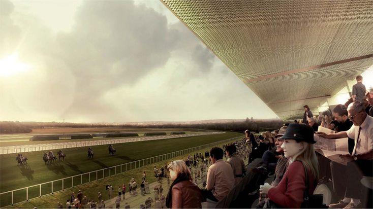 arch-mpk.blogspot.com: dominique perrault: new longchamp racecourse