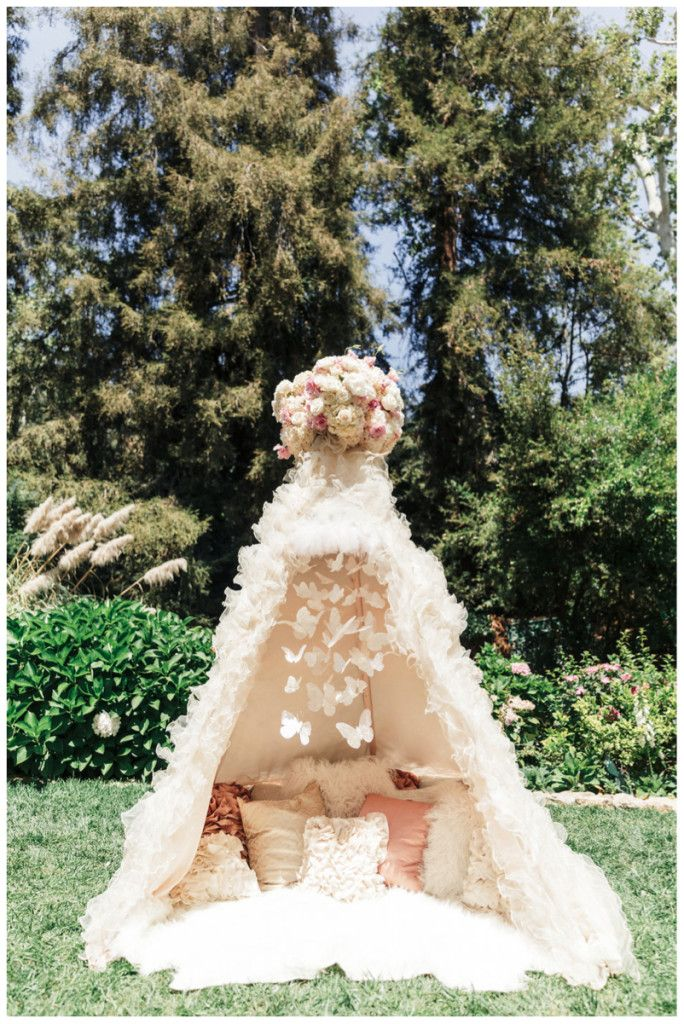 Everly's First Birthday Party, Hotel Bel Air | Details Details - Wedding and Event Planning