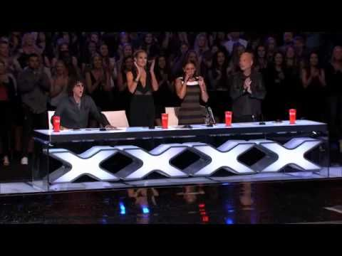 Freckled Sky  Howard Stern Hits Golden Buzzer for Dance Duo   America's ...