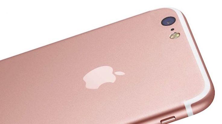 Conoce sobre iPhone 7 Plus: se filtran algunas especificaciones