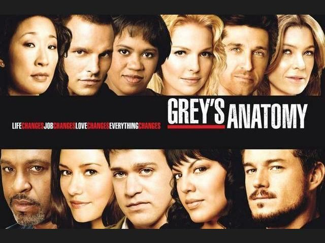 Anatomia de Grey: 50 Mejores Capitulos
