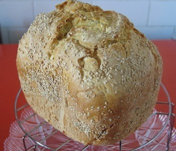 Pane con la macchina del pane: il Poolish - Diario di una panificazione tipo