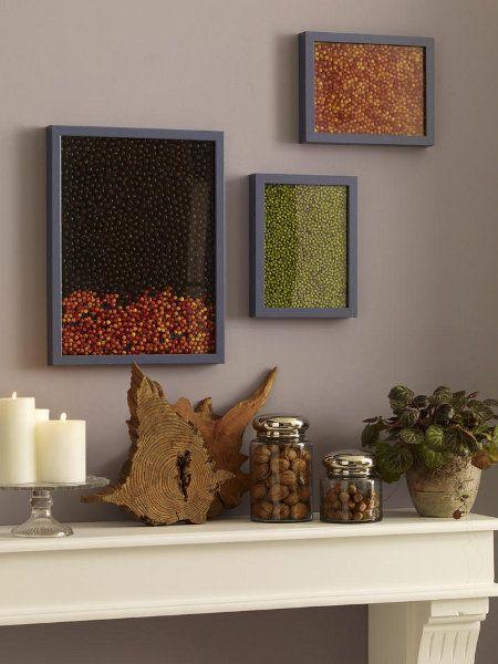 coole Idee zur dekorativen Aufbewahrung :D