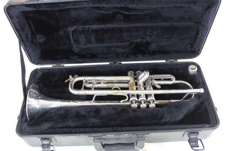 Bach Stradivarius Model 37 ML Professional Trumpet GREAT PLAYER