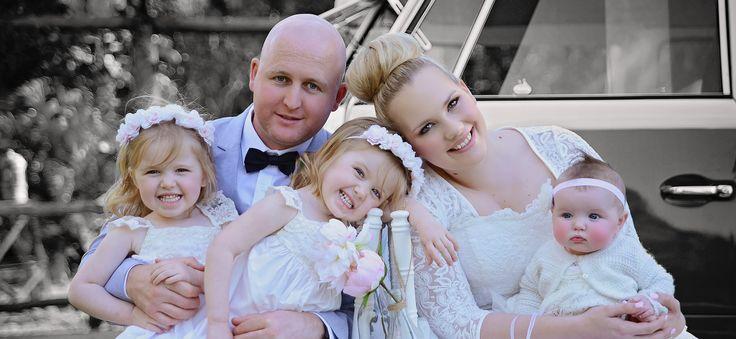 Wedding with kiddies!