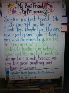 Step into 2nd Grade with Mrs. Lemons: Personal Narratives