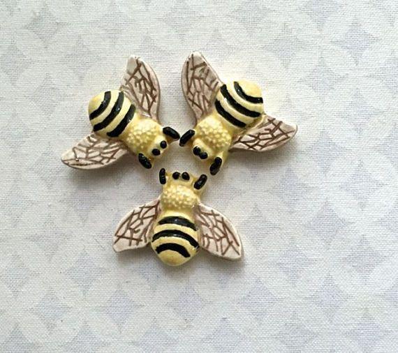 3 Bees  Ceramic Tiles  Mosaic Supply