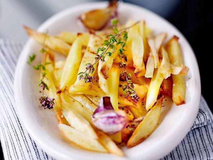 les 25 meilleures idées de la catégorie frites sans friteuse sur