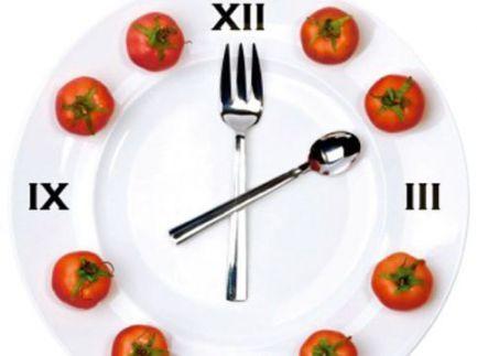 Para adelgazar es clave hacer seis comidas diarias