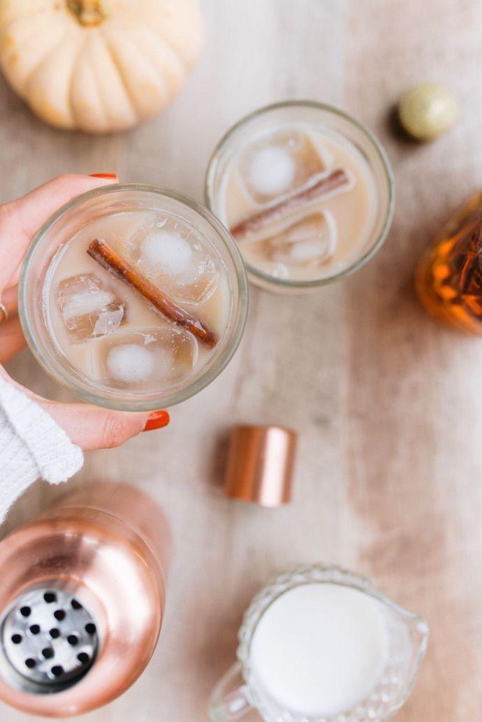 Chai cocktail