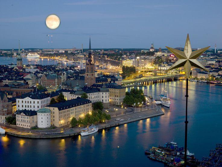 Stockholm, staden öarna 1 - viajestic.com: viajestic.com