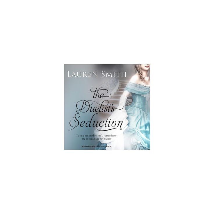 Duelist's Seduction (MP3-CD) (Lauren Smith)