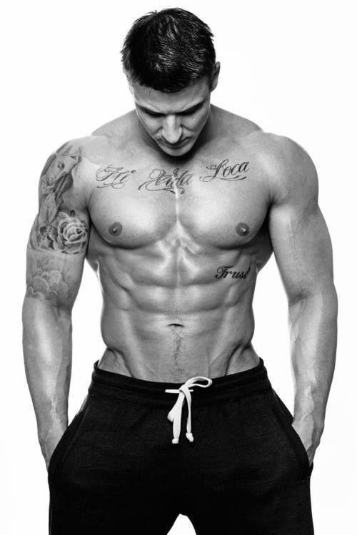 ciclo steroidi fitness model