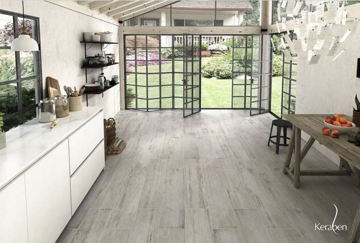 #Kitchen #Coverings2016 #Coverings #Cocina #Tiles #DecoWithTiles #Keraben #DecoraConCerámica #MaderaCerámica #CeramicWood