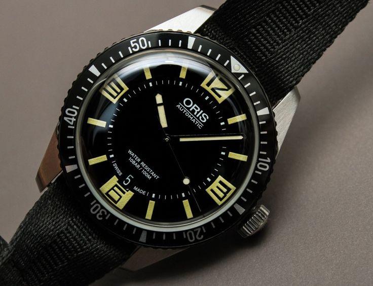 Oris Divers Sixty Five Watch Hands-On