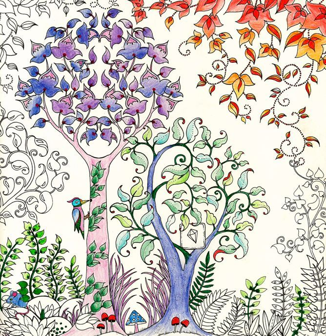 Coloring Books With More Mature Designs Can Help Adults Occupy Their Hands And Open Up During